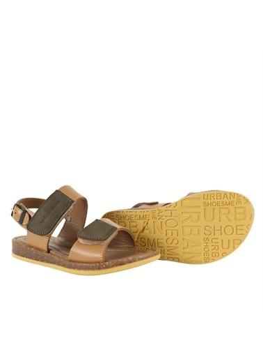 Kids A More Spor Sandalet Taba